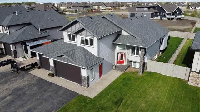 15707 107A Street, Rural Grande Prairie No. 1, County of, AB T8V 0P1 (#A1001483) :: Canmore & Banff
