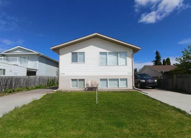 9314 105 Avenue, Grande Prairie, AB T8V 1G4 (#A1001542) :: Redline Real Estate Group Inc
