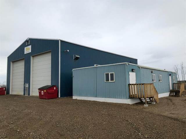 20 Fairgrounds Road, Rural Northern Sunrise County, AB T8S 1S4 (#A1001595) :: Team Shillington | Re/Max Grande Prairie