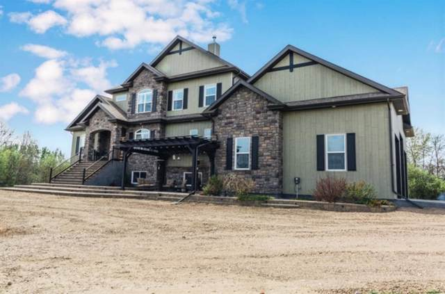 6 -50076 713 Township, Rural Grande Prairie No. 1, County of, AB T8V 2Z8 (#A1002310) :: Canmore & Banff