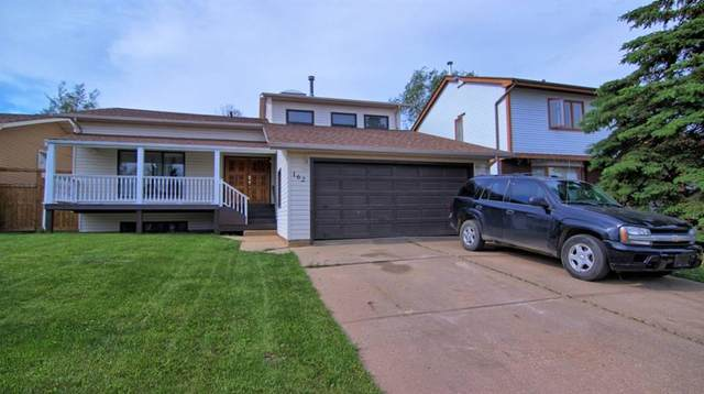 162 Maclaren Crescent, Fort Mcmurray, AB T9K 1J8 (#A1002471) :: Canmore & Banff