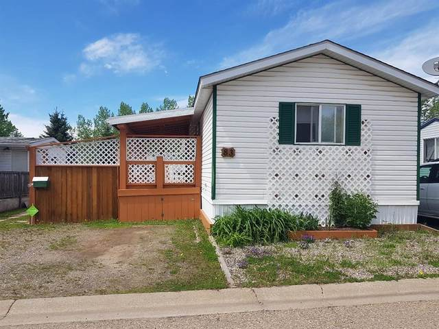 83 42 Street, Innisfail, AB T4G 1S2 (#A1003104) :: Canmore & Banff