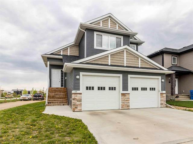 138 Turner Crescent, Red Deer, AB T4P 0C2 (#A1003193) :: Team J Realtors