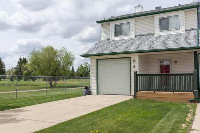 5323 Lakeshore Drive #8, Sylvan Lake, AB T4S 1E8 (#A1003652) :: Calgary Homefinders