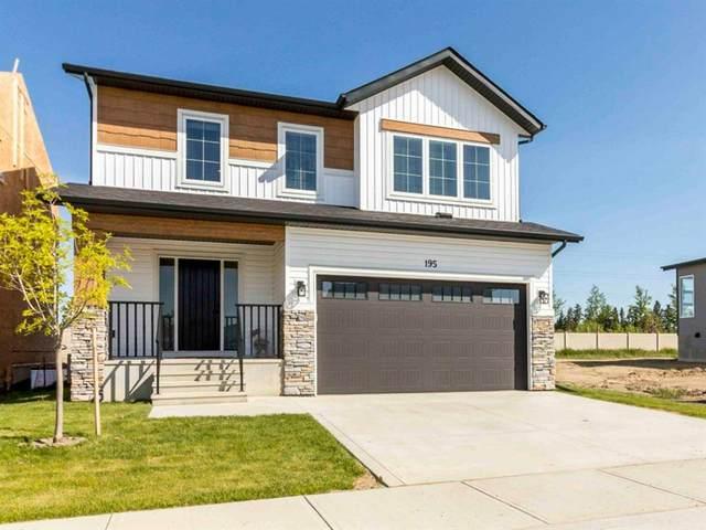195 Ellington Crescent, Red Deer, AB T4P 3E1 (#A1003862) :: Calgary Homefinders