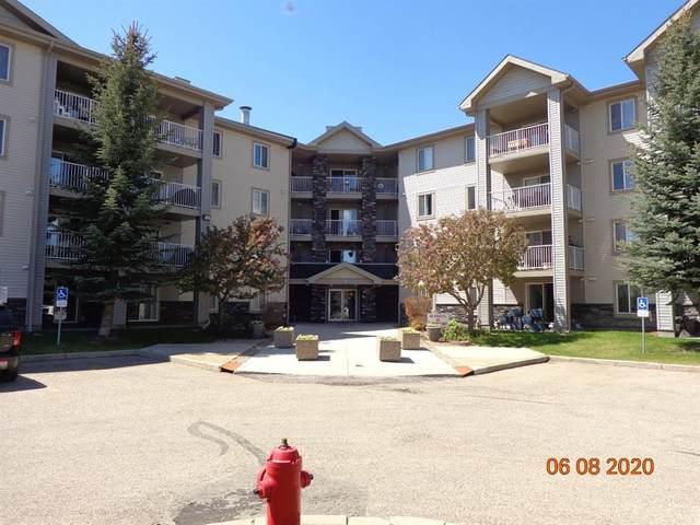 60 Lawford Avenue #104, Red Deer, AB T4R 3E9 (#A1004130) :: The Cliff Stevenson Group