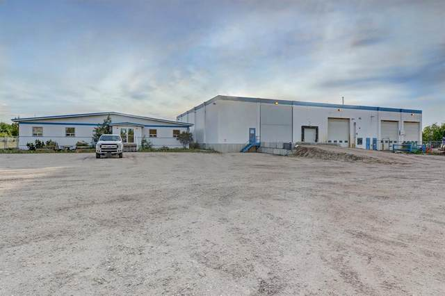 61018 668 Highway, Rural Grande Prairie No. 1, County of, AB T8W 5A9 (#A1004425) :: Canmore & Banff