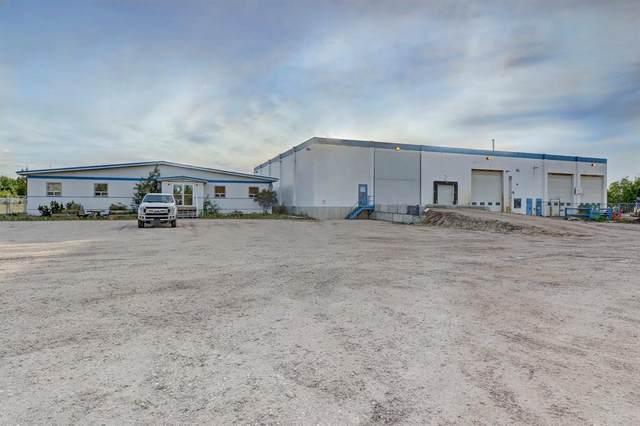 61018 668 Highway, Rural Grande Prairie No. 1, County of, AB T8W 5A9 (#A1004425) :: Calgary Homefinders