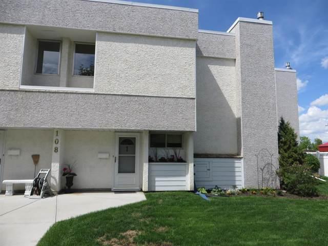 108 Mount Pleasant Drive #1, Camrose, AB T4V 2M7 (#A1004435) :: The Cliff Stevenson Group