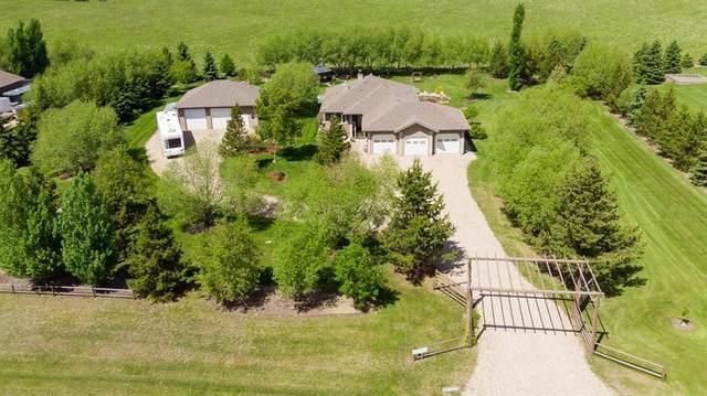 420078 Range Road 262 #6, Rural Ponoka County, AB T4J 1R3 (#A1004534) :: Canmore & Banff