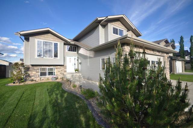 4307 45 Street, Lacombe, AB T4L 0A7 (#A1004546) :: The Cliff Stevenson Group