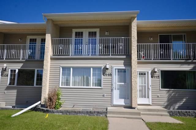 4110 63 Avenue, Lacombe, AB T4L 1V6 (#A1004588) :: Canmore & Banff