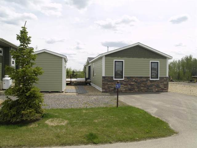 41019 Range Road 11 #97, Rural Lacombe County, AB T0C 0J0 (#A1004773) :: Canmore & Banff