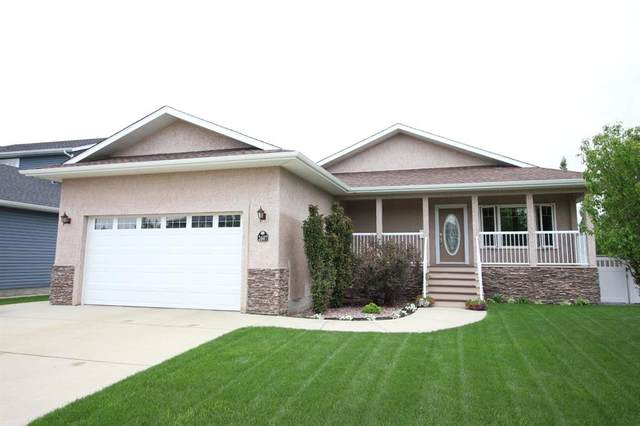 2607 57 Street, Camrose, AB T4V 1T2 (#A1004977) :: Redline Real Estate Group Inc