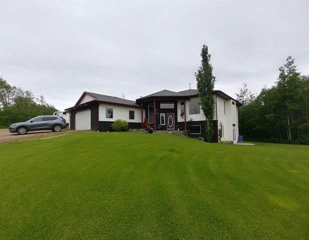 14 WEST RIDGE ESTATE 714072 RGE RD 73 Range, Rural Grande Prairie No. 1, County of, AB  (#A1005142) :: Team Shillington | Re/Max Grande Prairie