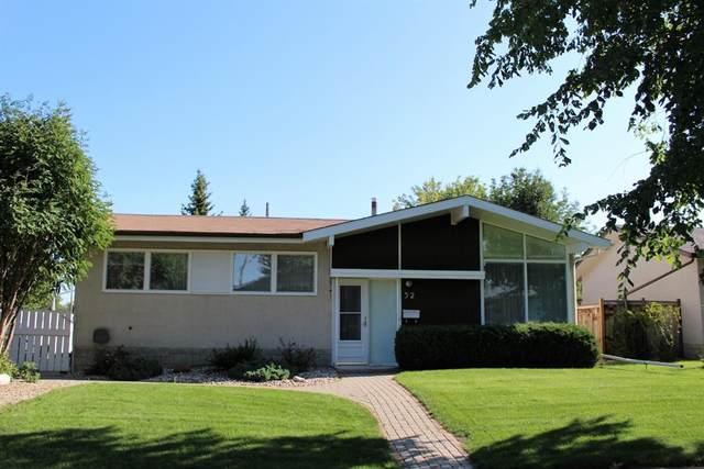 32 Montclare Avenue, Camrose, AB T4V 2K8 (#A1005230) :: The Cliff Stevenson Group