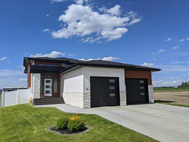70 Metcalf Way, Lacombe, AB T4L 1X2 (#A1005348) :: The Cliff Stevenson Group