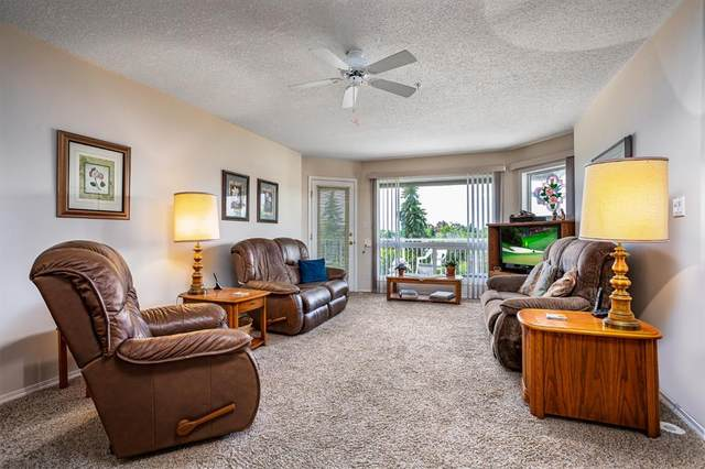 4625 50 Street #306, Camrose, AB T4V 4R2 (#A1005605) :: Canmore & Banff