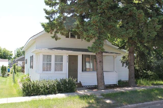 4904 49 Avenue, Forestburg, AB T0B 1N0 (#A1006158) :: Canmore & Banff