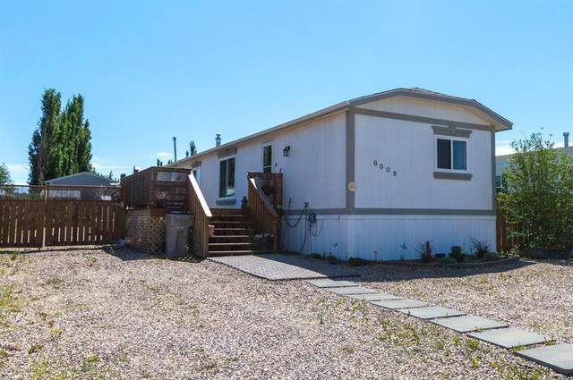 6009 54 Avenue Close, Stettler Town, AB T0C 2L2 (#A1006479) :: Canmore & Banff