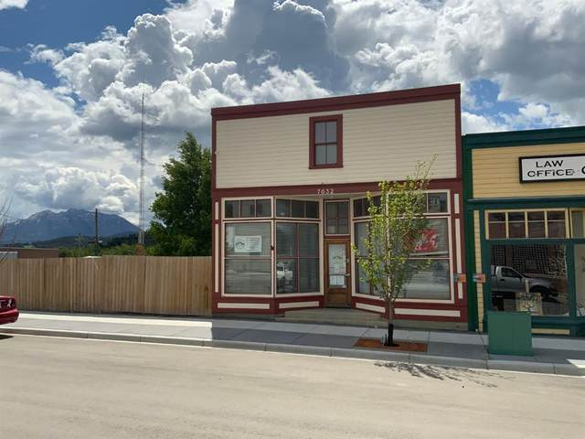7632 17 Avenue, Rural Crowsnest Pass, AB T0K 0M0 (#A1006491) :: Canmore & Banff
