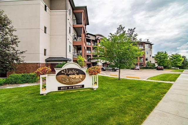 5213 61 Street #207, Red Deer, AB T4N 6N5 (#A1006951) :: Redline Real Estate Group Inc
