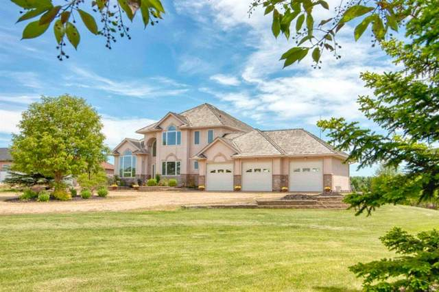 43 Balmoral Heights, Rural Red Deer County, AB T4E 1A3 (#A1007095) :: Canmore & Banff