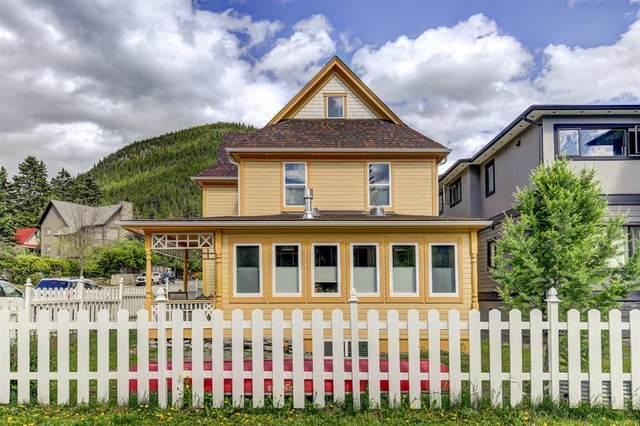 230 Muskrat Street, Banff, AB T1L 1B1 (#A1007102) :: Canmore & Banff