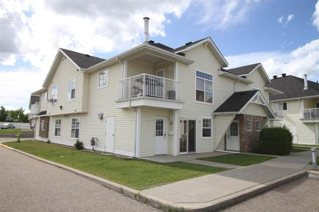 33 Jennings Crescent #40, Red Deer, AB T4P 0A3 (#A1007226) :: Canmore & Banff