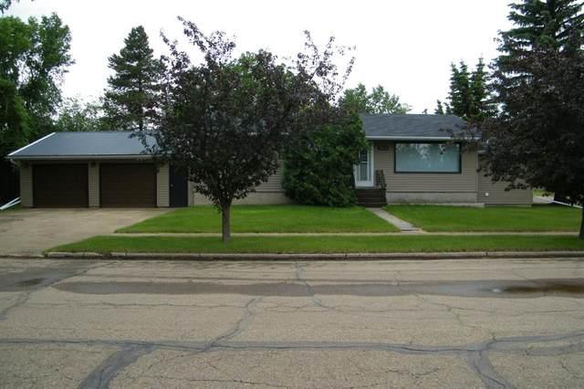 5012 48 Avenue, Forestburg, AB T0B 1N0 (#A1007366) :: Canmore & Banff