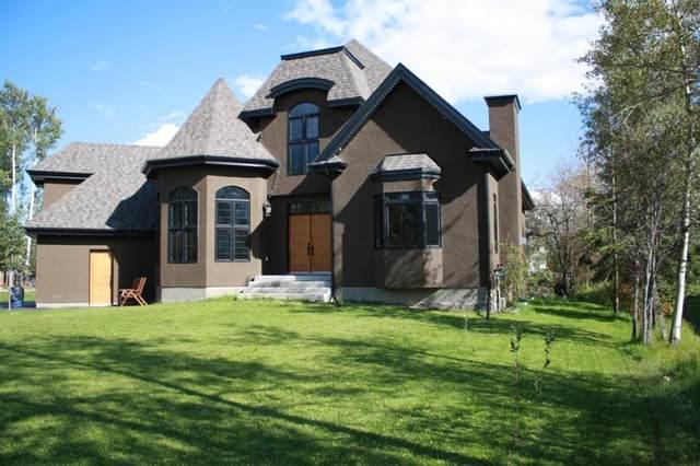 62 Aspen Crescent, Gregoire Lake Estates, AB T9H 5S1 (#A1007828) :: Canmore & Banff
