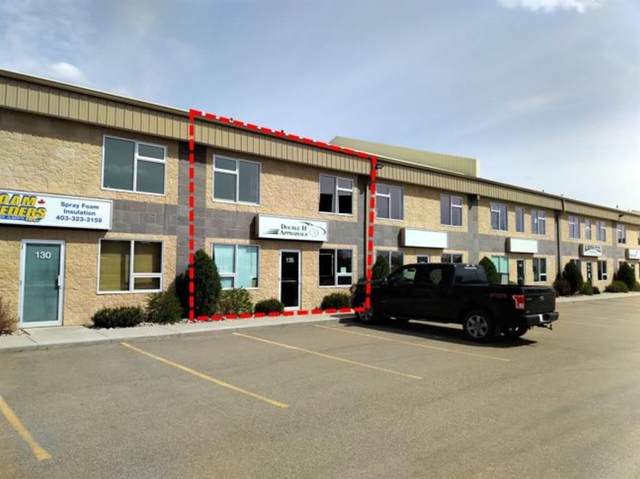 17 Queensgate Crescent #135, Red Deer, AB T4P 0R2 (#A1008361) :: Canmore & Banff