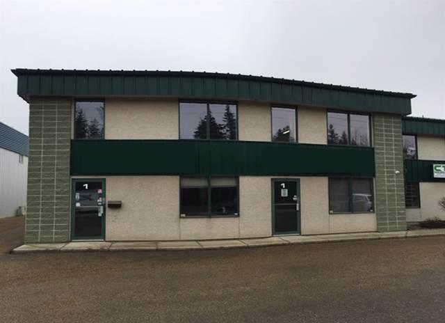 4621 63 Street #1, Red Deer, AB T4N 7A6 (#A1008381) :: Team J Realtors