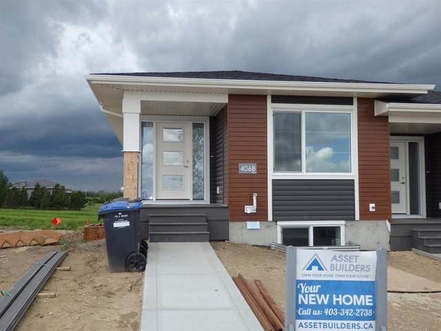 4068 Ryders Ridge Boulevard, Sylvan Lake, AB T4S 0T5 (#A1008452) :: The Cliff Stevenson Group