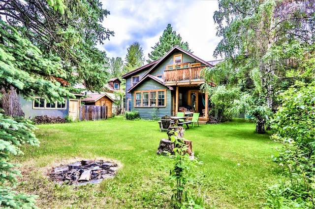132 Rundle Crescent, Canmore, AB T1W 2L6 (#A1008466) :: Redline Real Estate Group Inc