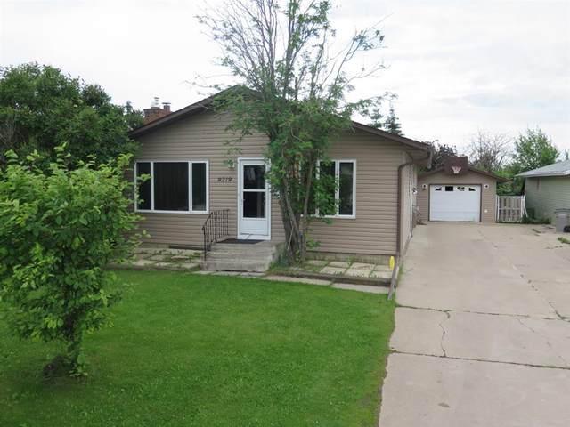 9219 97 Avenue, Grande Prairie, AB T8V 5K7 (#A1008470) :: Calgary Homefinders