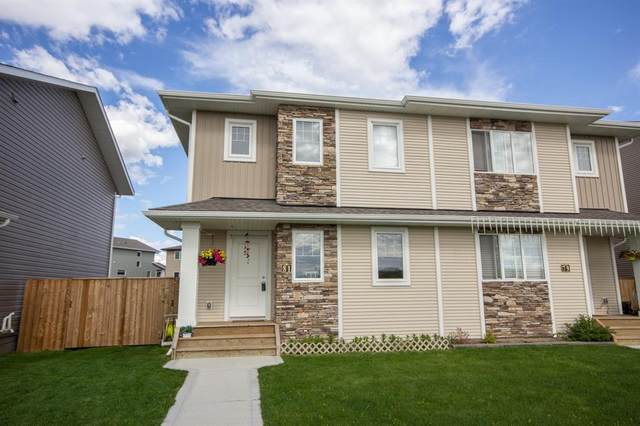 81 Thomlison Avenue, Red Deer, AB T4P 0W3 (#A1008545) :: Canmore & Banff
