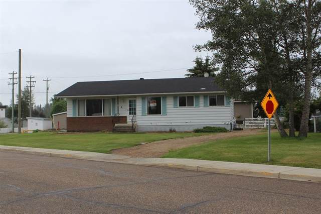 503 River Street Street SE, Manning, AB T0H 2M0 (#A1008573) :: Calgary Homefinders