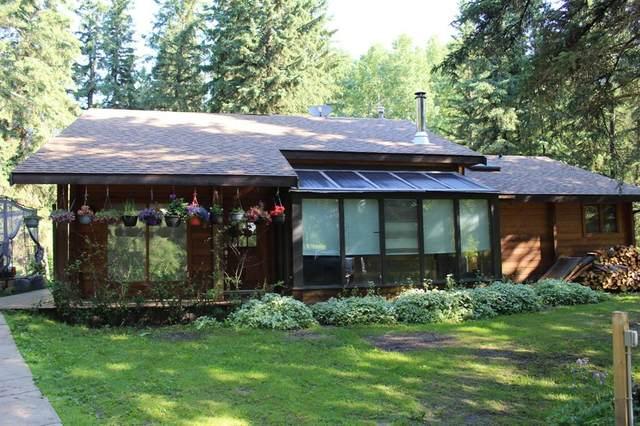 54518 141B Range Road, Rural Yellowhead, AB T7E 3Z4 (#A1008709) :: Canmore & Banff