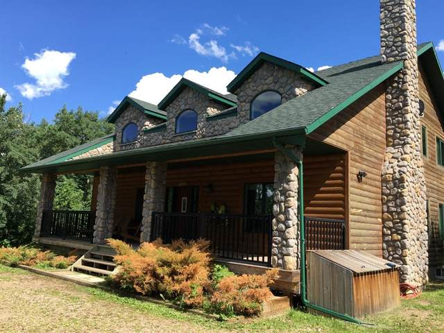 3 St. Georges Way, Rural Stettler County, AB T0C 2L0 (#A1008712) :: Canmore & Banff
