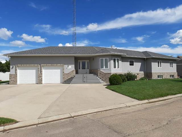 5017 52 Street, Stettler Town, AB T0C 2L0 (#A1008785) :: Canmore & Banff