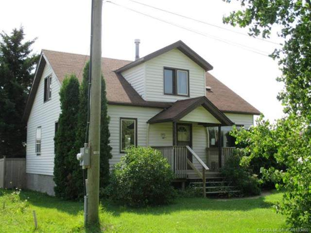 201 King Arthur Street, Galahad, AB T0B 1R0 (#A1008928) :: Western Elite Real Estate Group