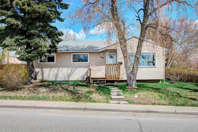 7743 Fleetwood Drive SE, Calgary, AB T2H 0X2 (#A1009160) :: Redline Real Estate Group Inc