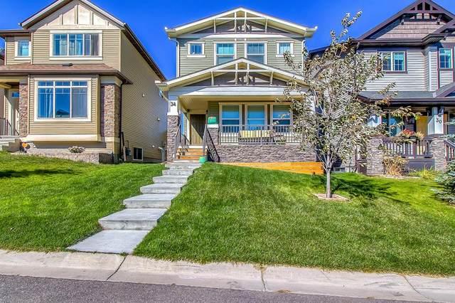 34 Nolanfield Lane NW, Calgary, AB T3R 0M7 (#A1009177) :: Redline Real Estate Group Inc