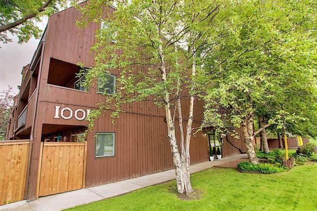 1001 68 Avenue SW #203, Calgary, AB T2V 4X1 (#A1009227) :: Redline Real Estate Group Inc