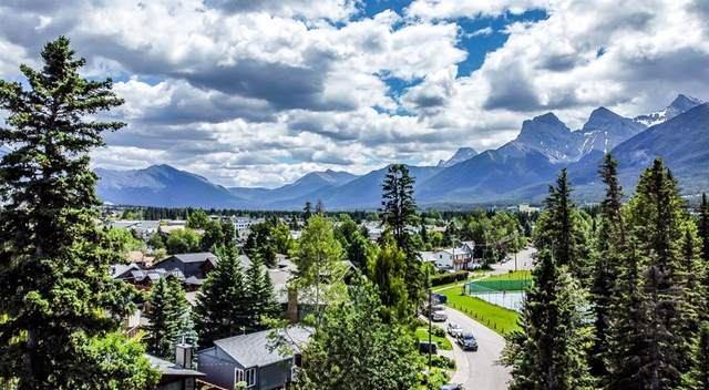 1001 10th Street, Canmore, AB T1W 2A1 (#A1009242) :: Canmore & Banff