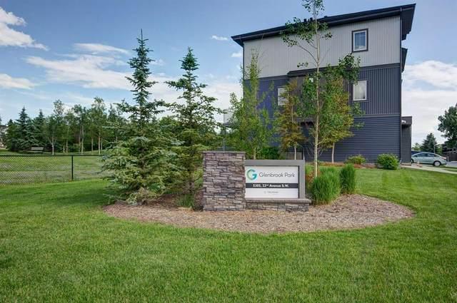 5305 32 Avenue SW #4213, Calgary, AB T3E 8A2 (#A1009259) :: Redline Real Estate Group Inc