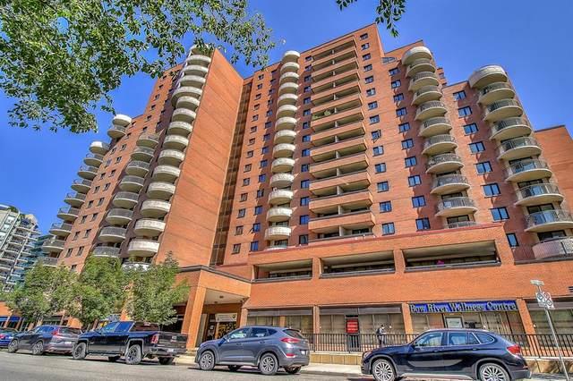 738 3 Avenue SW #1212, Calgary, AB T2P 0G7 (#A1009404) :: Redline Real Estate Group Inc