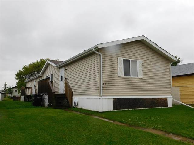 4803 55 Avenue, Camrose, AB T4V 4J5 (#A1009406) :: Canmore & Banff