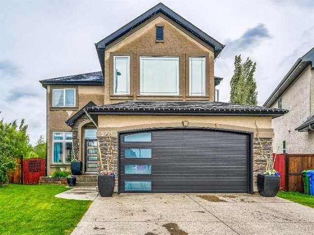 242 Cranleigh View SE, Calgary, AB T3M 0A2 (#A1009422) :: Calgary Homefinders